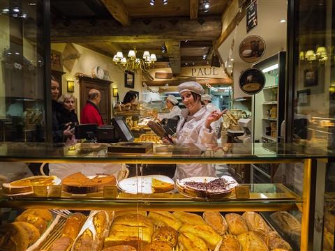 Aix Bakery Girl