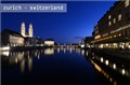 Come and visit Zurich