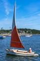 Sailing around Cape Cod, Massachusetts