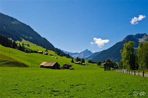 Switzerland - Gstaad-Wispile