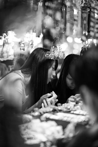 Jade Market Taichung City
