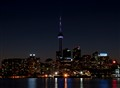 Toronto Harbor Night