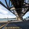 20170603 New Zealand TaurangaHarbour Reserve Railway Bridge