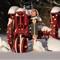 Snowy Tractor Scene