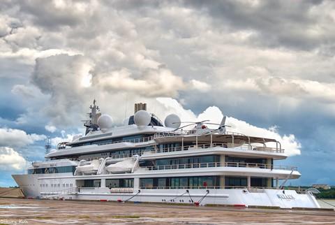 Superyacht Katara