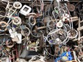 Doomsday brought plenty of new stock at the recycling market in Asmara