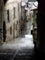Una giornata piovosa