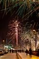 Newyears fireworks Netherlands 2