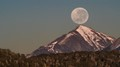 Patagonian moon
