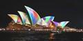 Sydney Opera House, Vivid light show, 2018