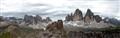 Dolomites Ranges