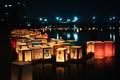 Hiroshima lantern cerymony