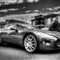 Maserati_B&W_HDR
