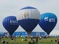 Balloons at MAKS-2013