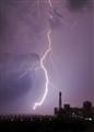 Lightning in Shenzhen