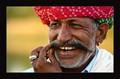 Rajasthani mustache...