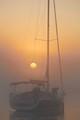 Foggy Morning Sail