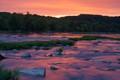 Sunrise Over Potomac Rapids