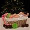 Blake Christmas basket Original