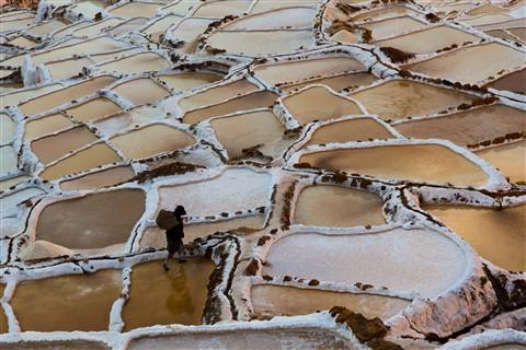 Salineras de Maras, Sacred Valley, Peru