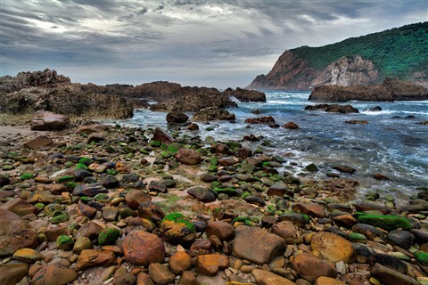 Knysna Heads - South Africa