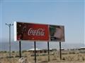 Desert advertising