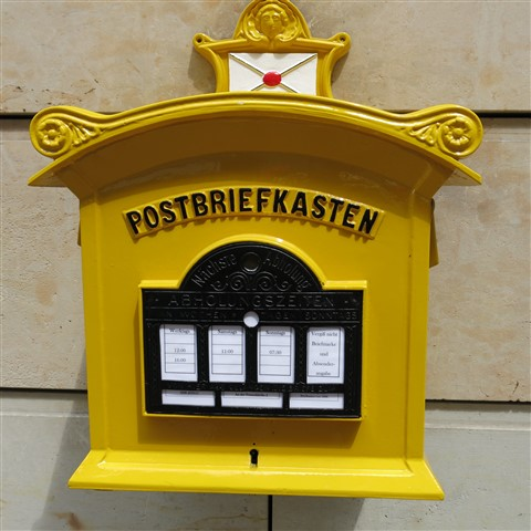 Dresden - Mail Box