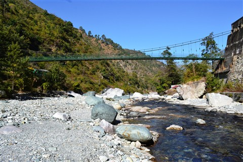 Way side River Koshi, Uttrakhand