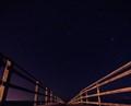 Sky over Yorktown Dock