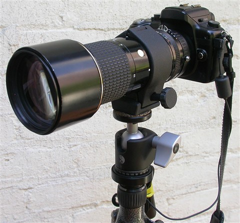 GH2 + Nikon 300mm L ISO sm
