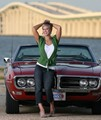 Ginger & the GTO