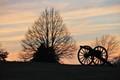 Antietam Sunset  - Nikkor 18-200