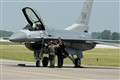 F-16 handoff