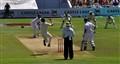 Summer = Cricket Test at Newlands, Cape Town!