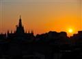 Duomo Silhouette