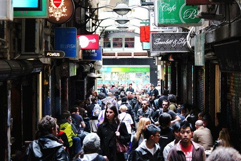 Centre Place Melbourne