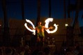 Maui Fire Dancer