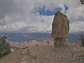 Standing Stone at Shoshone Point, Az.