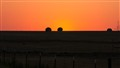 Sunrise Haybales 7069  09.20.2012