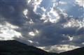 afternoon sun in Styria, Austria