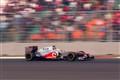 Lewis Hamilton Chasing the WDC 2012