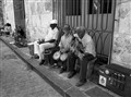 Street band in Havana