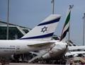 EL-AL & Emirates at BCN Airport
