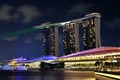 Marina Bay Sands Light Show, Singapore