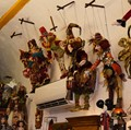 Marionettes with hats