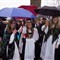 Norwegian Girls in the Rain