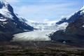Columbia Icefield Glacier, Alberta, CA