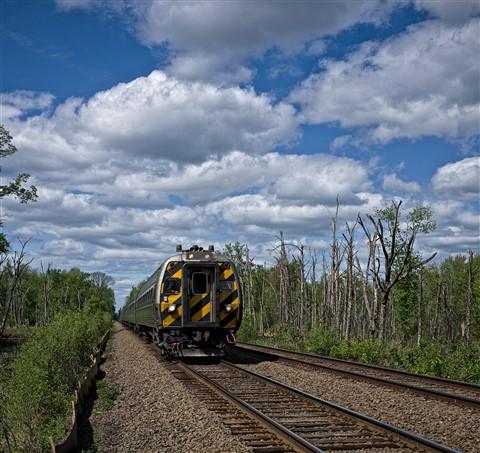 X color train