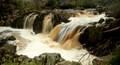 Nelson Bay River falls