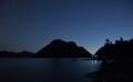 Lake Mackintosh by starlight